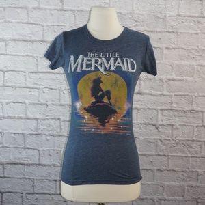 Junk Food Disney The Little Mermaid T-Shirt xs